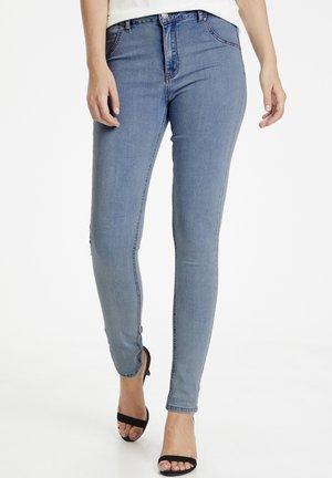 CUASTA PANTS - Jeans Skinny Fit - light blue wash