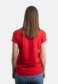 Platea - Print T-shirt - rot - 1