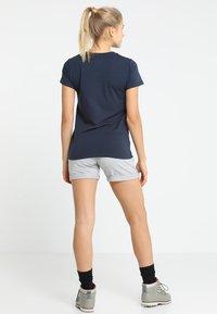 CMP - WOMAN BERMUDA - Pantalón corto de deporte - grigio melange - 2