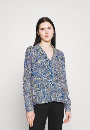 VMGEA - Skjortebluser - dazzling blue