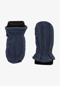 Next - Fingerless gloves - blue - 0
