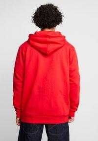 adidas Originals - 3-STRIPES - Sweatjakke /Træningstrøjer - scarlet - 2