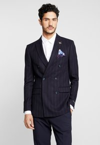 1904 - SCOTT SUIT JACKET - Suit jacket - navy - 0