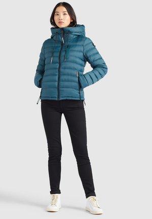 LOVINA - Winter jacket - türkis