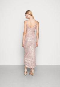 TFNC - IRIS MAXI - Occasion wear - rose gold - 2