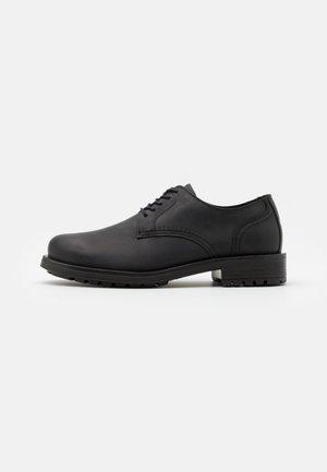 MONT - Šněrovací boty - black