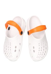 Ladeheid - Sabots - white/orange - 3
