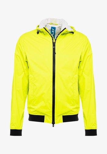 Summer jacket - cedar yellow