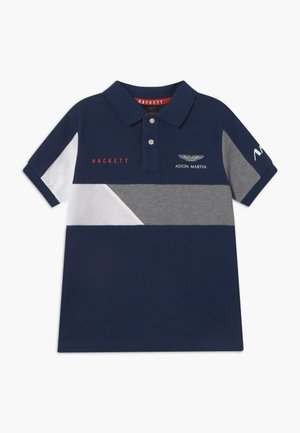 SPLIT - Polo shirt - moto blue