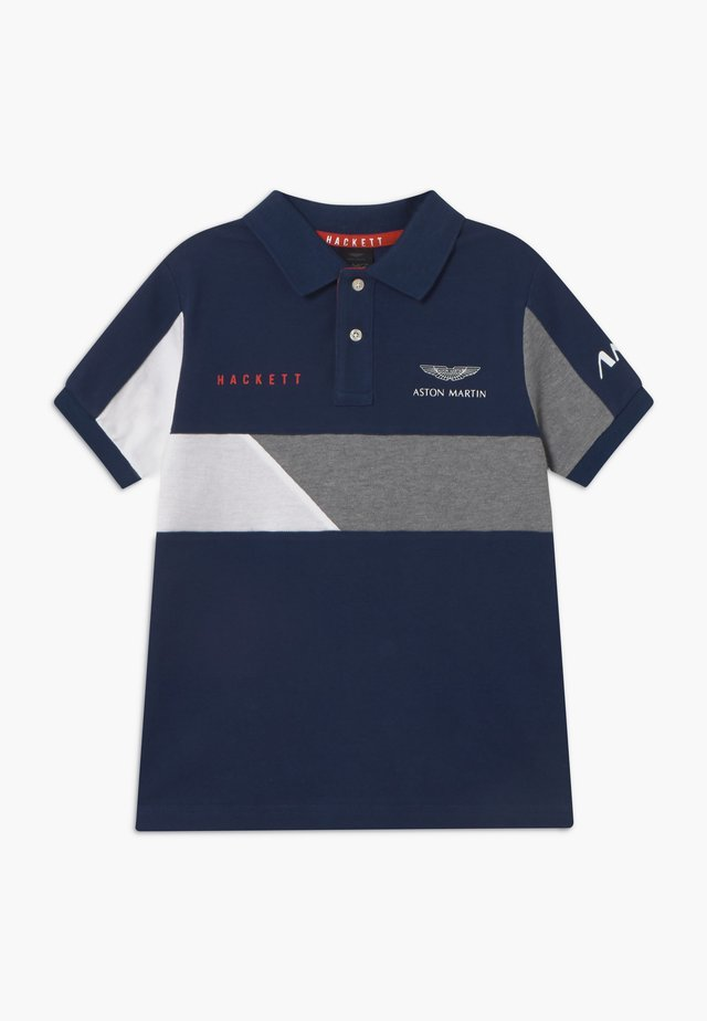 SPLIT - Poloshirt - moto blue