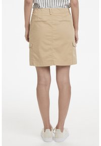 Part Two - SHANIA  - A-line skirt - beige - 2