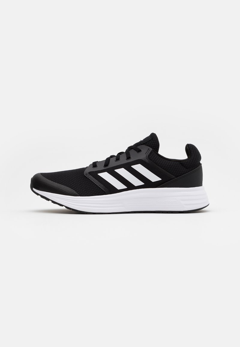 adidas Performance - GALAXY  - Zapatillas de running neutras - core black/footwear white
