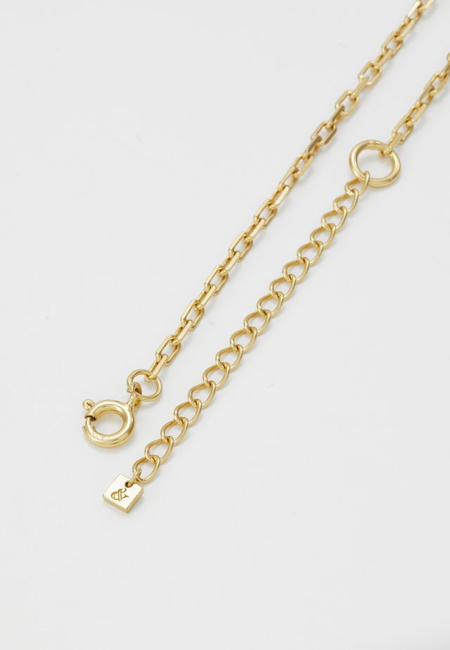 LION COIN - Necklace - gold-coloured