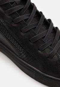 Crime London - Sneakers hoog - black - 5