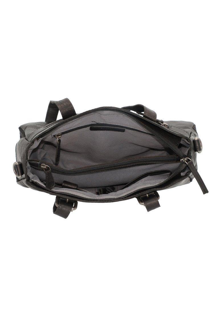 Spikes & Sparrow Handtas - black - Dames Accessoires en tassen Korting