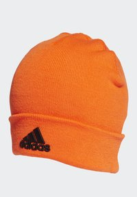 adidas Performance - LOGO BEANIE - Muts - orange - 1