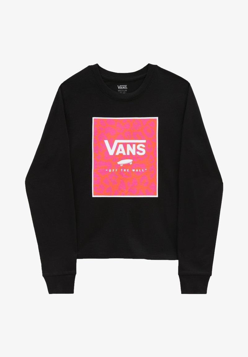 Vans - GR ZOO BOX - Longsleeve - black