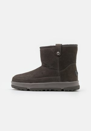 CLASSIC WEATHER MINI - Winter boots - charcoal