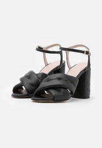 L37 - PARTY UP THE STREET - Sandaler med høye hæler - black - 3