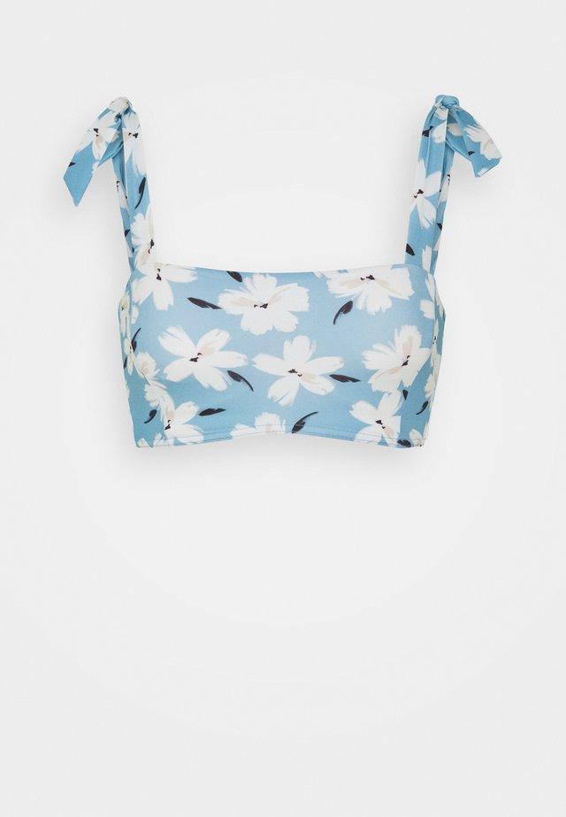 PACKO ISALIS - Bikini pezzo sopra - bleu