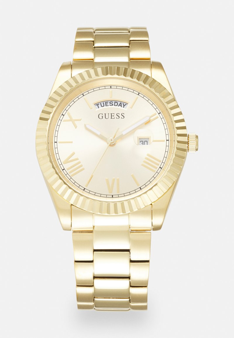 Guess - UNISEX - Watch - gold-coloured
