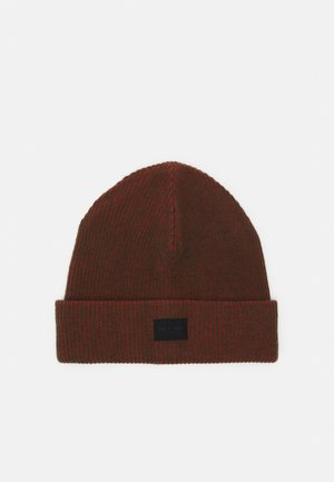 FINCH BEANIE UNISEX - Beanie - red/green