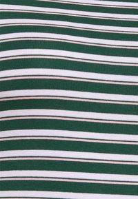 GAP - BATEAU - Long sleeved top - green stripe - 5