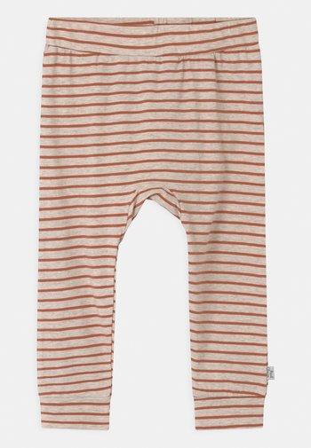 LILO UNISEX - Trousers - wheat