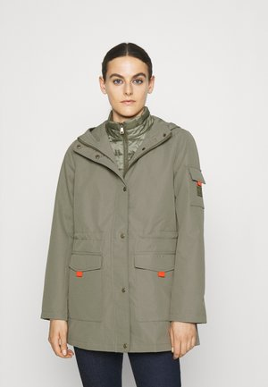 VESTY INSULATED - Parka - loden green