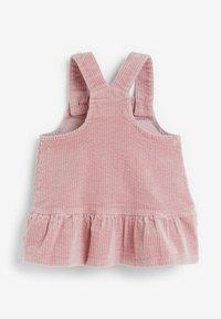 Next - FRILL - Korte jurk - pink - 1
