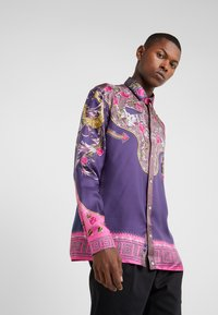 Versace Collection - CAMICIE TESSUTO - Camicia - rosa scuro - 0