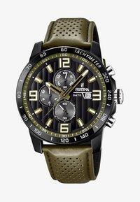Festina - Chronograph watch - green - 0