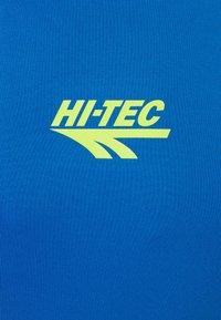 Hi-Tec - BURKE - Toppi - blue - 5