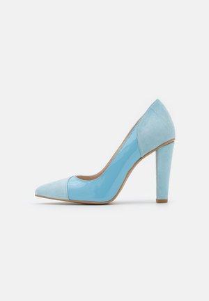 Tacones - blue