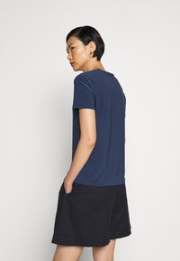 Max Mara Leisure - VALETTE - Basic T-shirt - blau - 2
