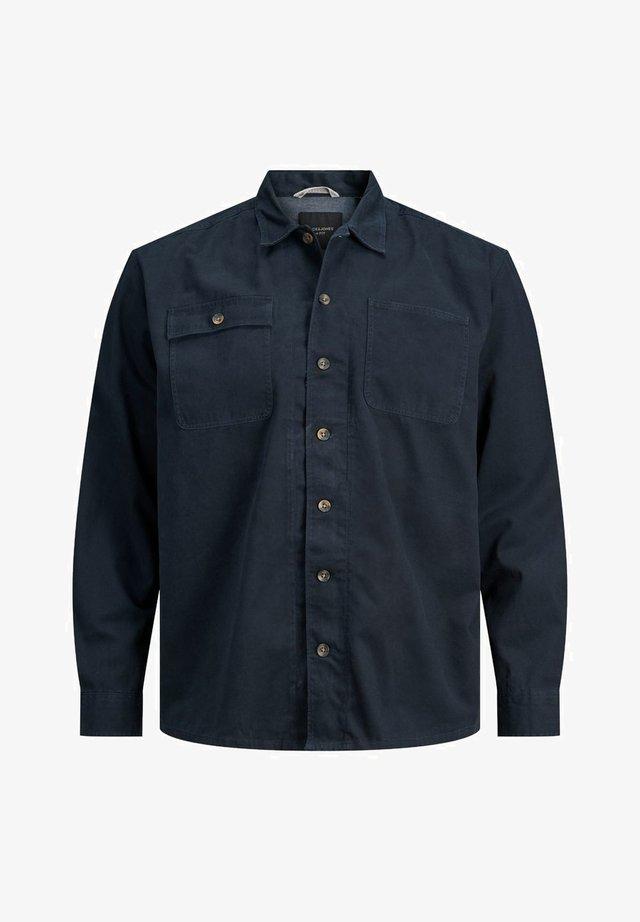Chemise - navy blazer