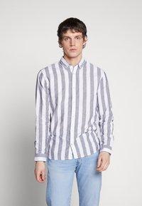 Jack & Jones - JJESUMMER - Shirt - mottled blue - 0