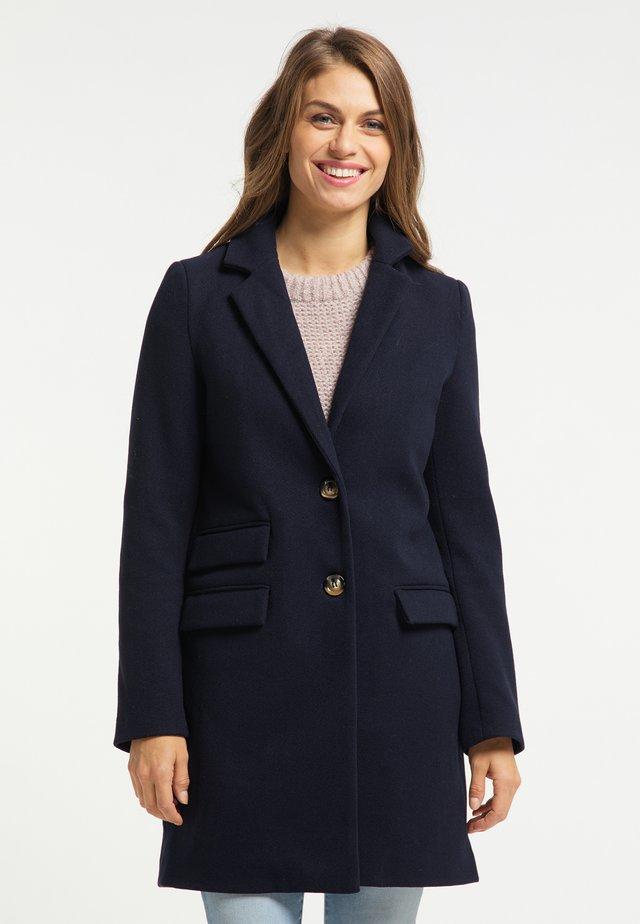 Cappotto classico - marine