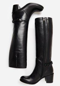 faina - Boots - schwarz - 2
