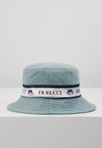 Fiorucci - TAPE BUCKET HAT - Chapeau - light blue denim - 4