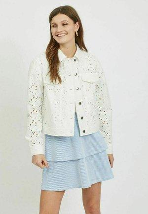 BESTICKT - Summer jacket - cloud dancer