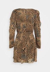The Kooples - ROBE - Day dress - brown - 1