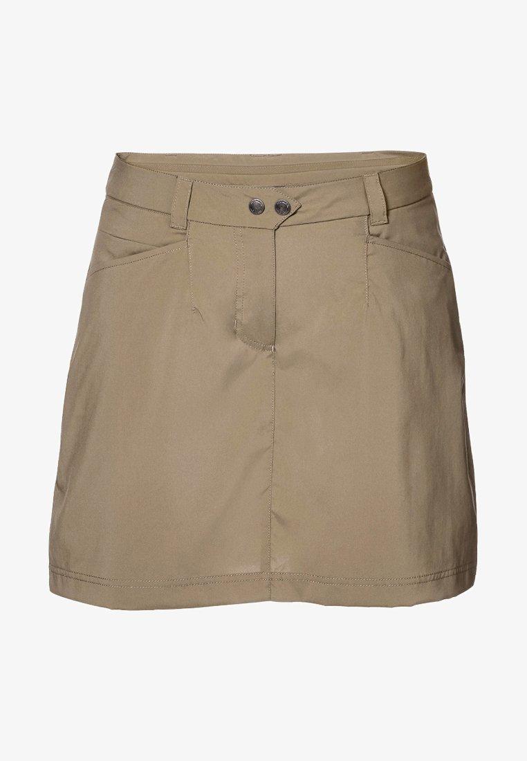 Jack Wolfskin - SONORA SKORT - Sports skirt - sand