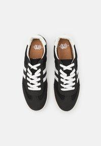 Burton Menswear London - SONNY - Sneakers laag - black - 3