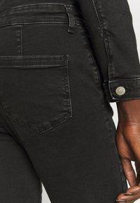 ONLY Tall - ONLINC CALLI ZIP  - Jumpsuit - black denim - 5