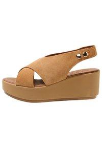 Inuovo - Platform sandals - sd scissors - 6