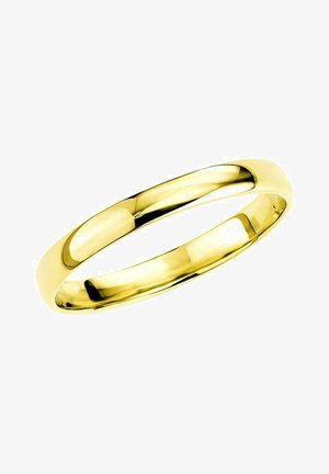 Ring - gold -coloured