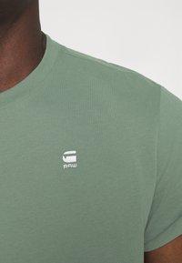 G-Star - LASH - Basic T-shirt - teal grey - 3