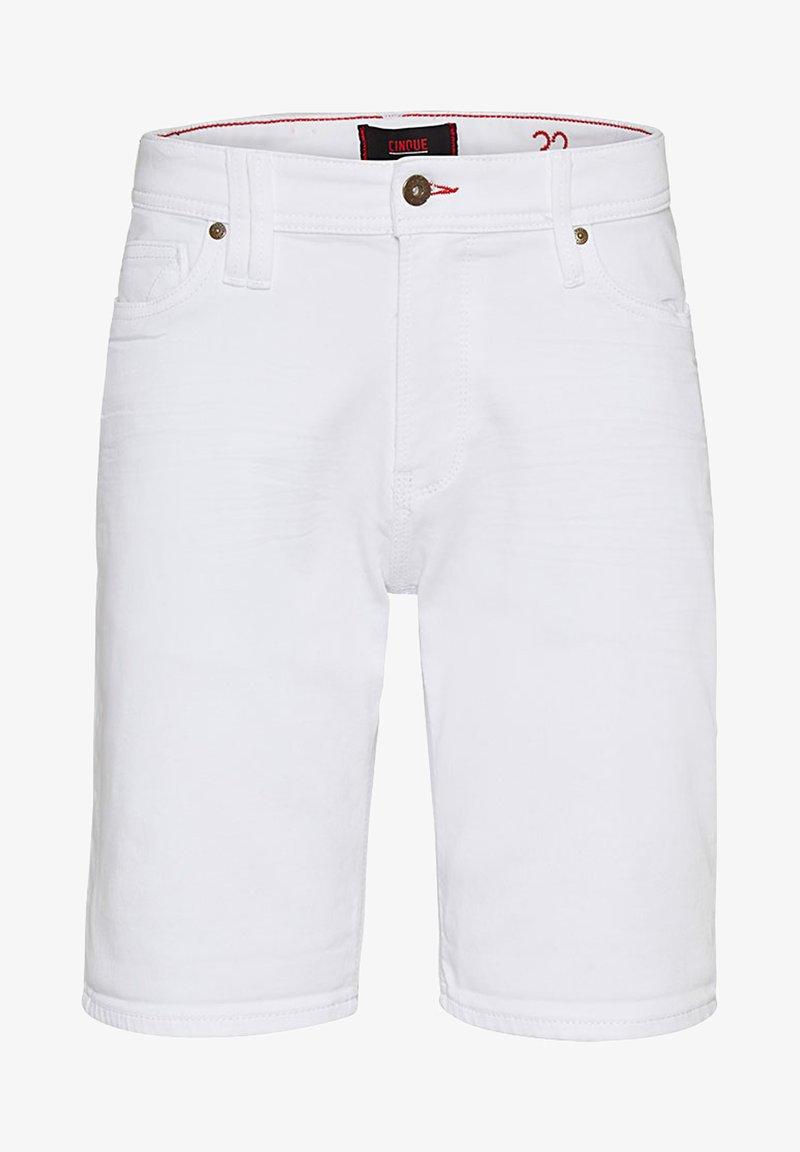 Cinque - Denim shorts - beige