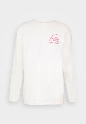 RECOVER TEE UNISEX - Langærmede T-shirts - mr pink